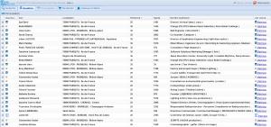 GrayMatter extrait les CV des bases de données en ligne