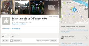 Foursquare - MinDef